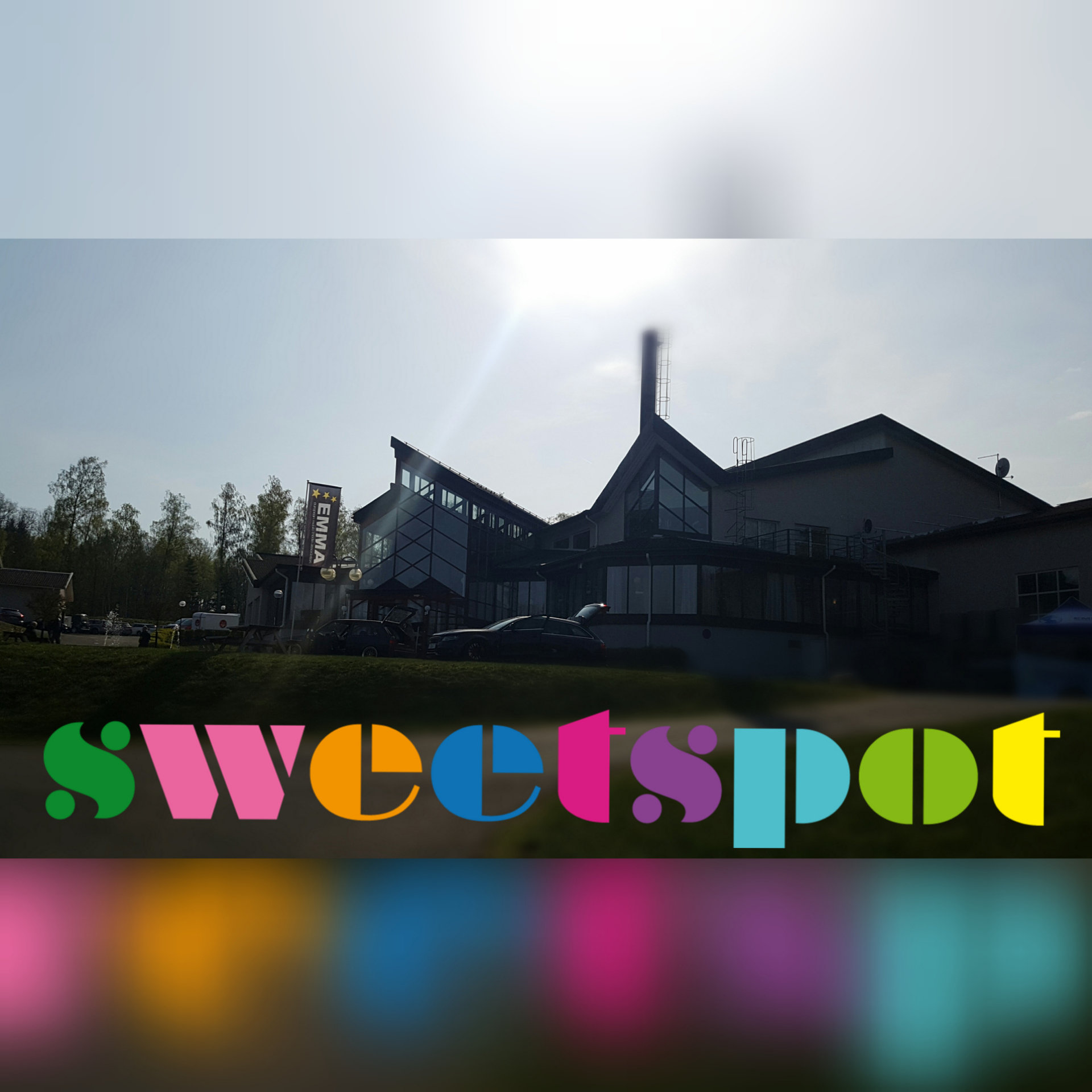 Sweetspot. En messe i Jönkjöping.